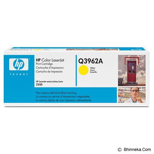 HP Yellow Toner [Q3962A] - Toner Printer Hp